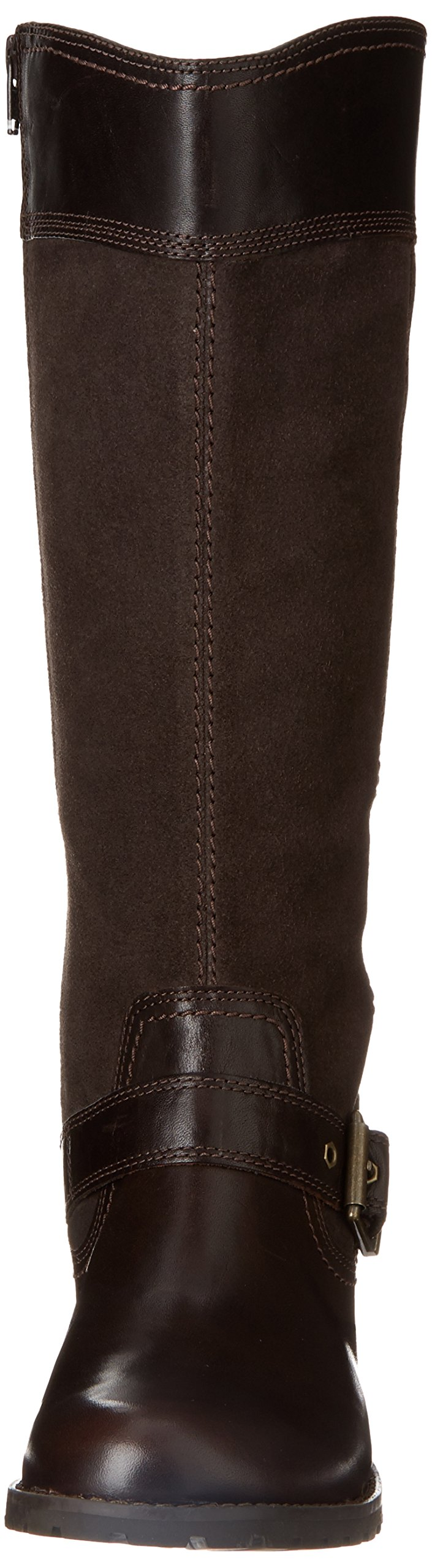 Timberland Women's EK Bethel Tall Harness Boot,Brown,6 W US by Timberland (Image #4)