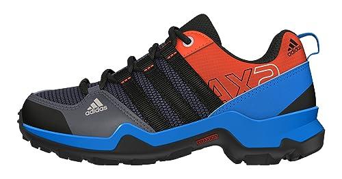 adidas Ax2 CP K, Zapatillas de Deporte para Niños, Azul (Onix/Negbas