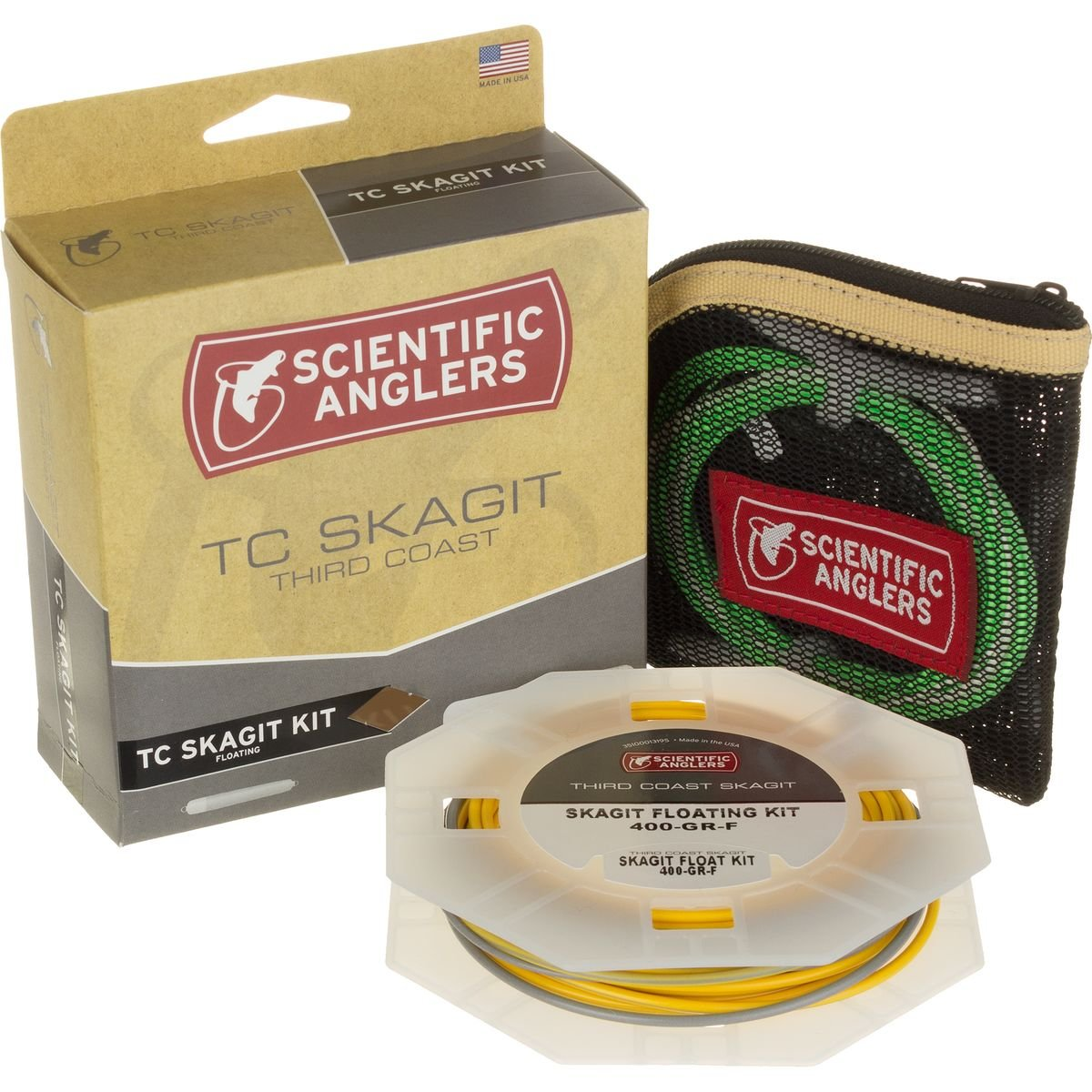 Scientific Anglers TC Skagit Kit - Float Tips by Scientific Anglers