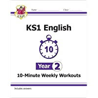New KS1 English 10-Minute Weekly Workouts - Year 2