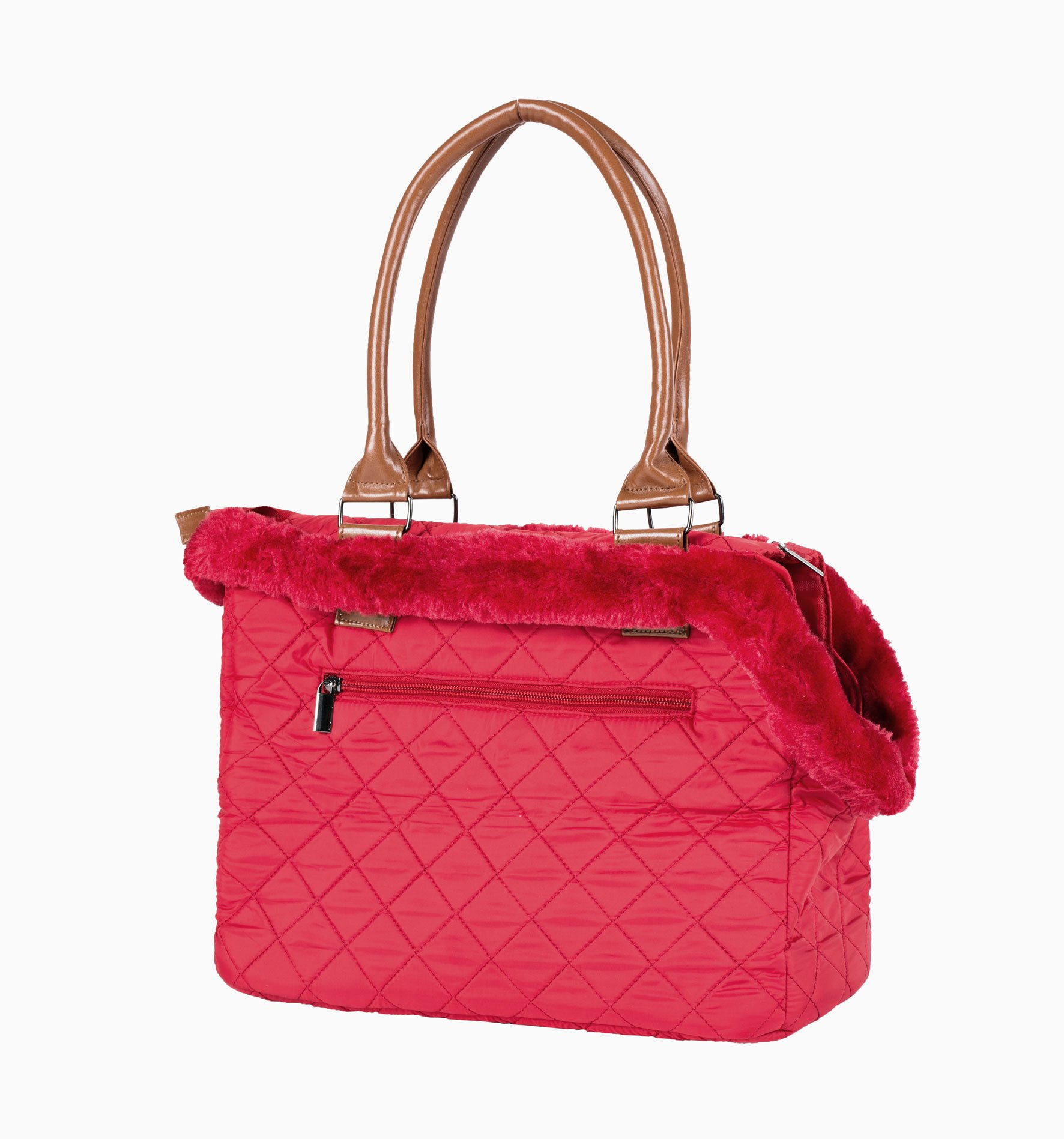 Wouapy Chic Transport Bag for Dog, Red by Wouapy (Image #1)