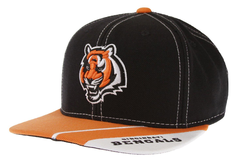 63e3f4e79be Amazon.com   NFL Cincinnati Bengals Boys  Retro Snapback Cap   Sports Fan  Baseball Caps   Clothing