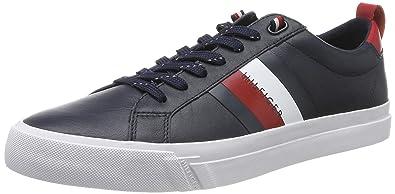 Tommy_Jeans Essential Sneaker, Scarpe da Ginnastica Basse Uomo