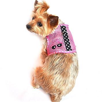 Amazon.com : Doggie Design Cool Mesh Dog Harness Under the Sea ...