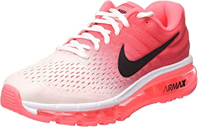 Nike Womens Air Max 2017 Running Shoes: Amazon.es: Deportes y aire libre