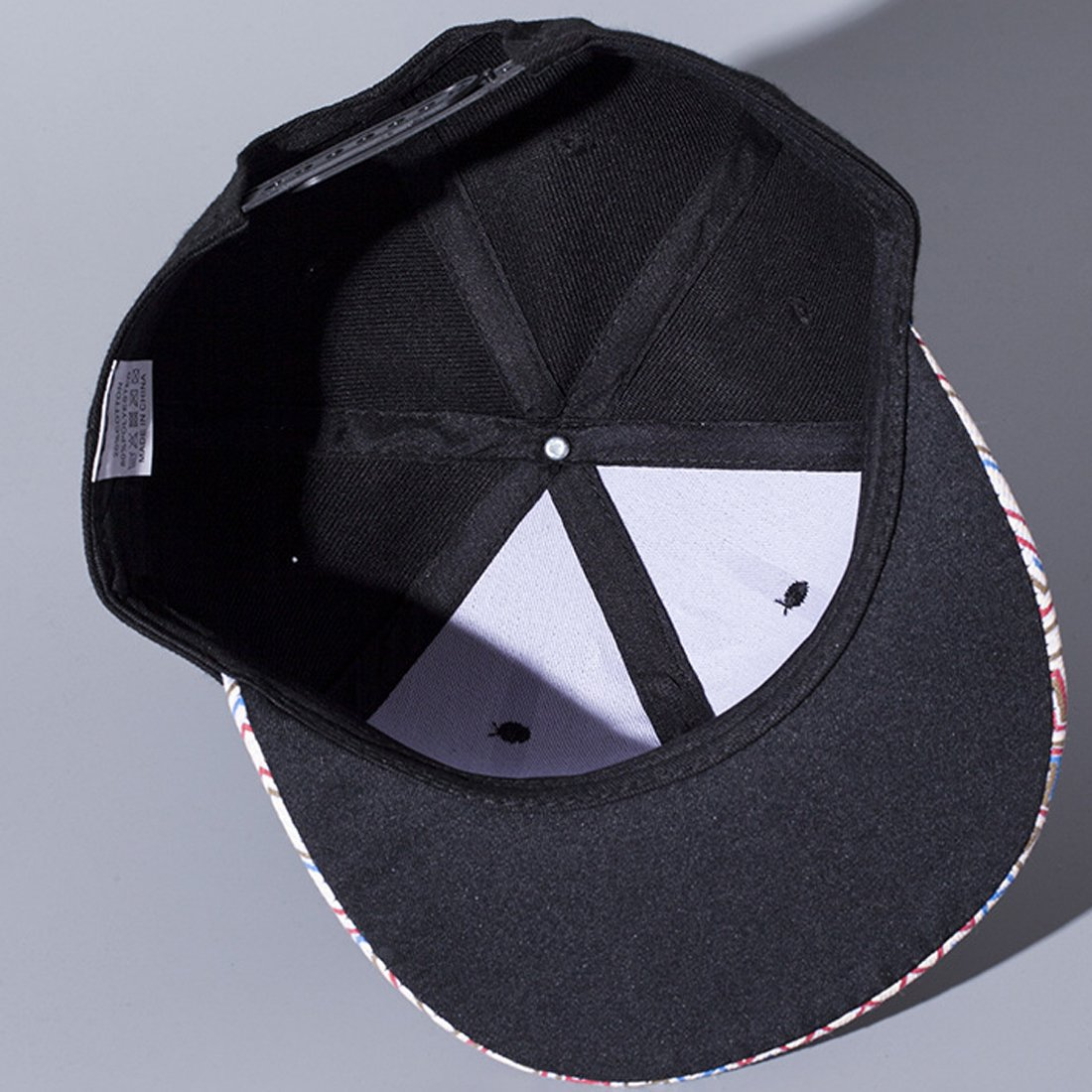 Belsen Damen Hip-Hop Flicken Baseball Cap Trucker Hat Kappe Hut
