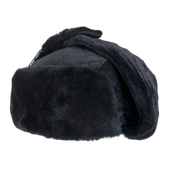 New Era Winter Pack Trapper Hat  Amazon.co.uk  Clothing 06a8173e6a0