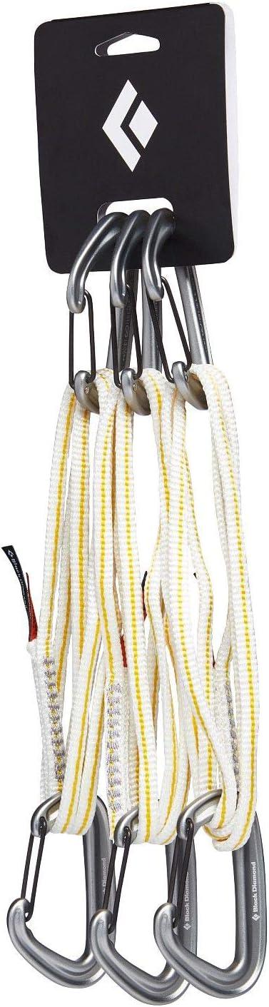 Black Diamond Litewire Quickdraw12 cm 6 Pack Quickdraws