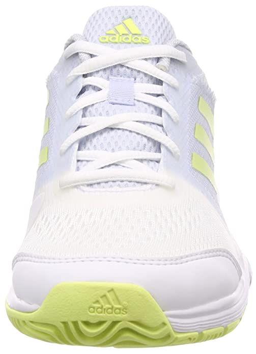 adidas Barricade Club W Chaussures de Soft Tennis Femme Bleu Aeroaz