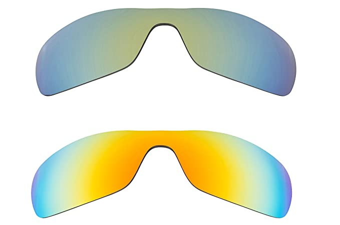 ea920f0a1b3 Image Unavailable. Image not available for. Colour  Best SEEK Polarized  Replacement Lenses for Oakley ANTIX ...