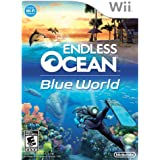 Endless Ocean: Blue World - Nintendo Wii
