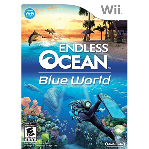 Endless Ocean 2: Adventures of the Deep (Wii) [Importación inglesa]: Amazon.es: Videojuegos