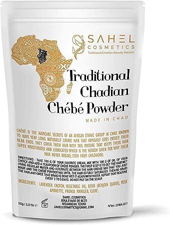 Traditional Chebe Powder by Sahel Cosmetics