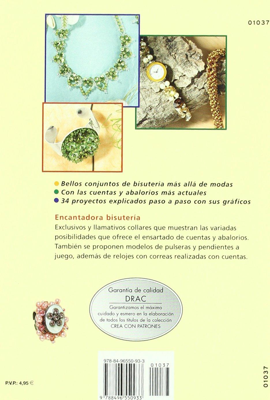 Fascinante Bisuteria Con Cuentas Y Abalorios: Unknown: 9788496550933: Amazon.com: Books