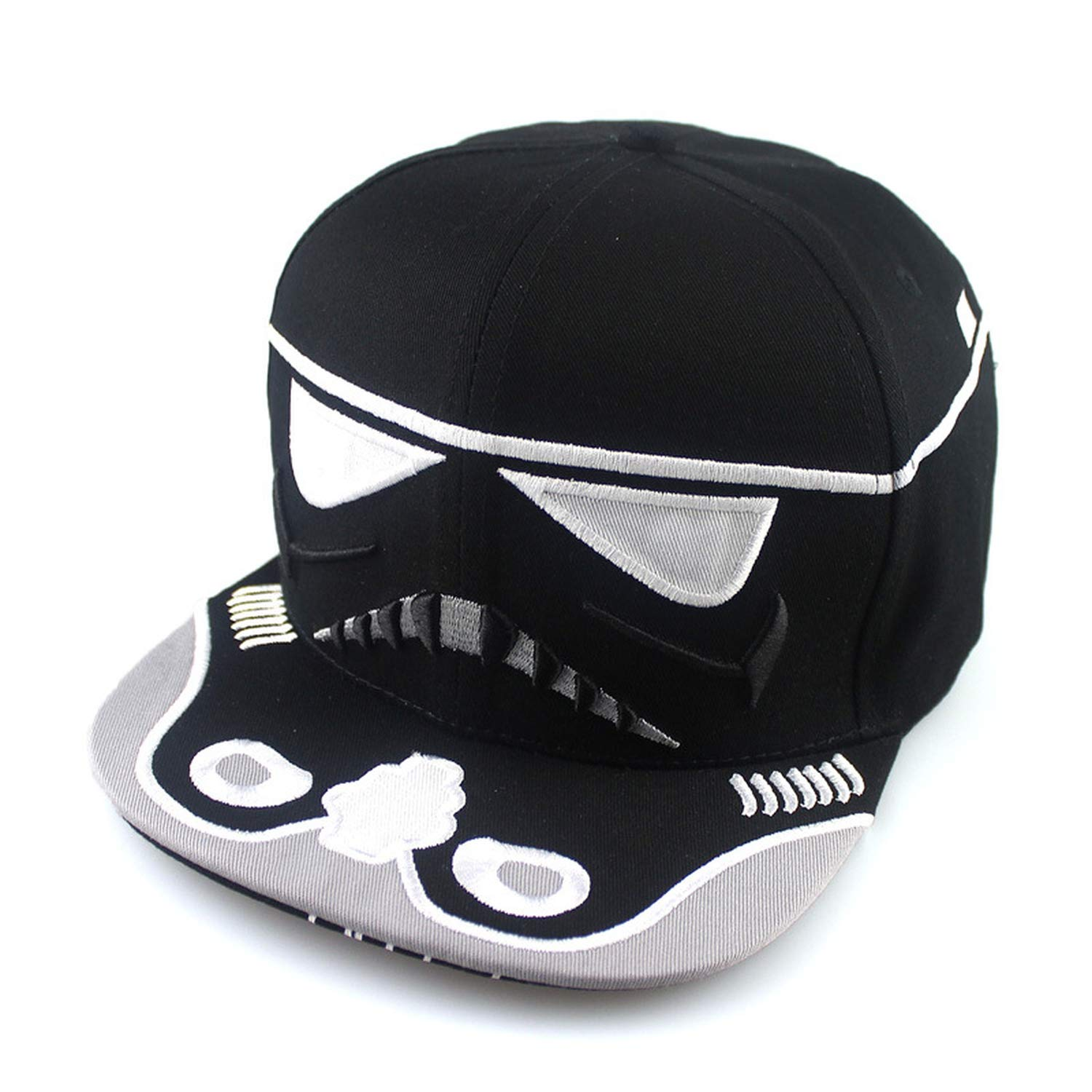 Star Wars Snapback Caps Cool Strapback Letter Baseball Cap Trooper Hip-hop Hats for Men Women