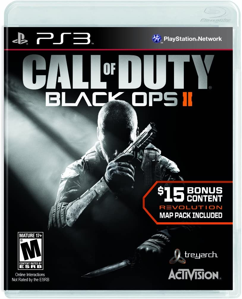 Amazoncom Call of Duty Black Ops II Revolution Map Pack