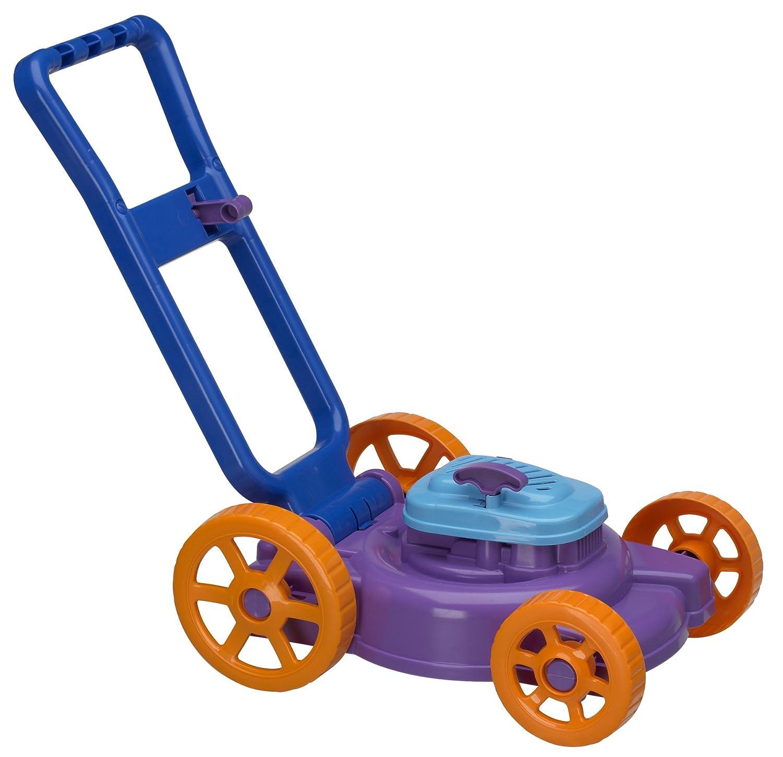 American Plastic Toys Kids Nesting Lawn Mower 02600