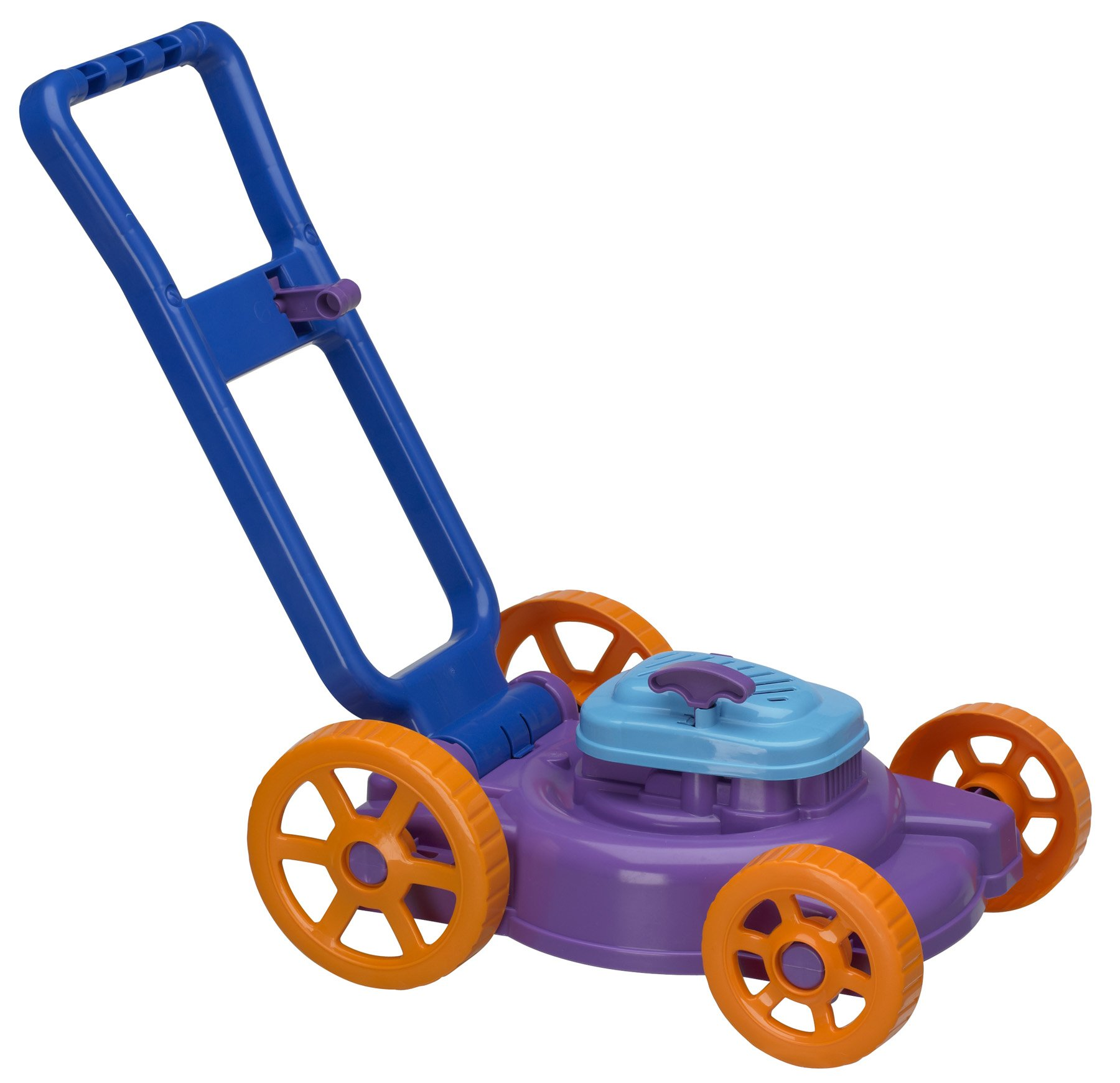 Nesting Lawn Mower (Colors May Vary)