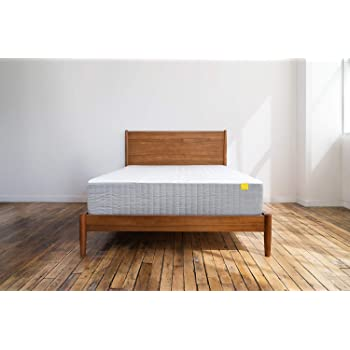 Amazon Com Lucid 12 Inch King Hybrid Mattress Bamboo