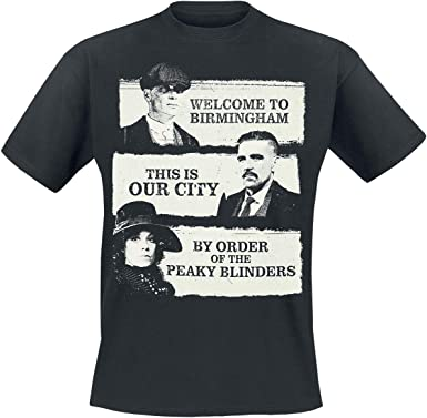 Peaky Blinders - Gangs Of Birmingham This Is Our City Hombre ...