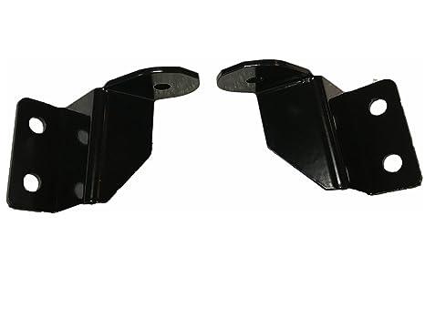 Amazoncom Polaris Ranger Light Brackets For The Pro Fit Cage