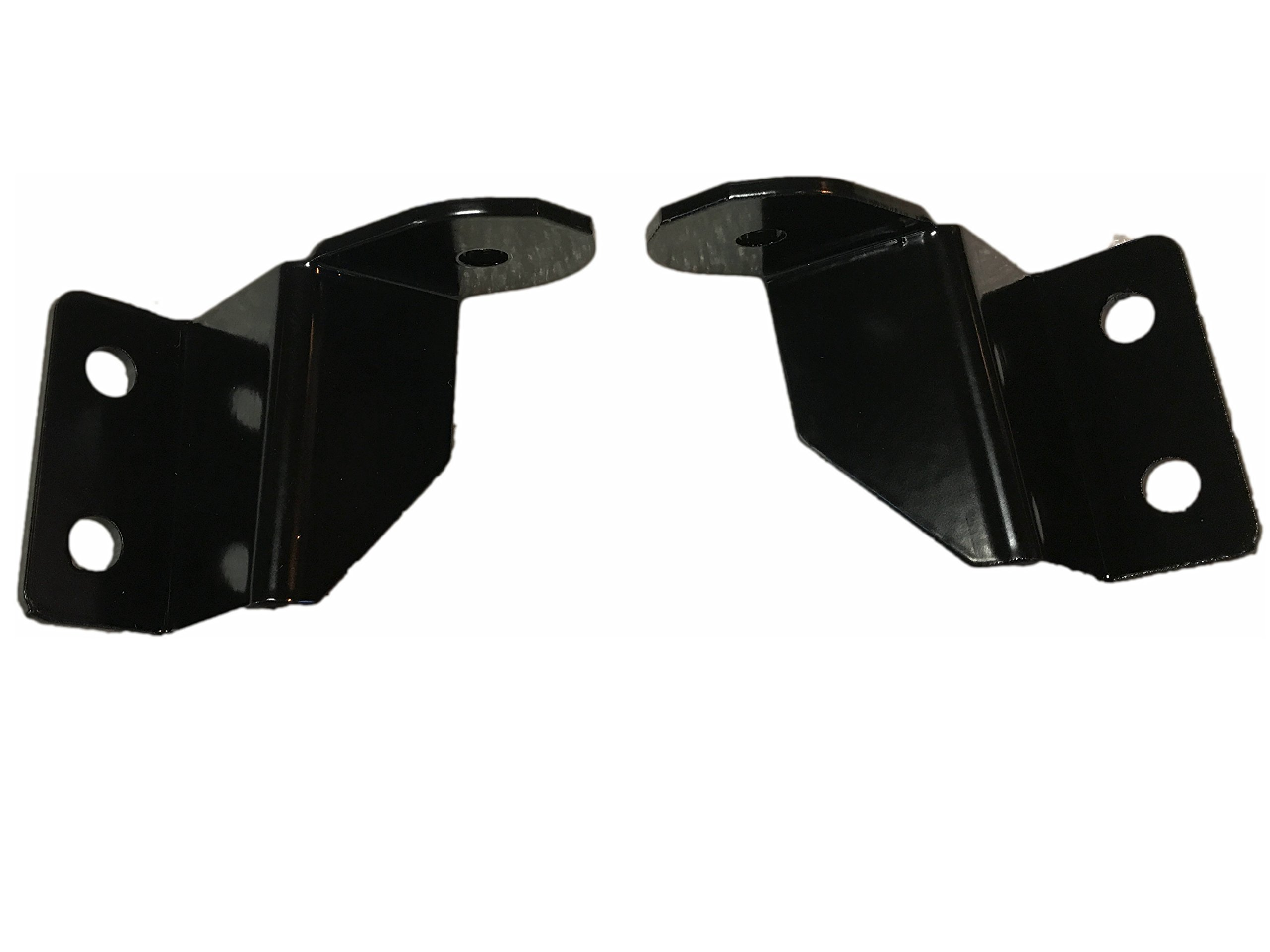 Polaris Ranger Light Brackets for the PRO-FIT cage