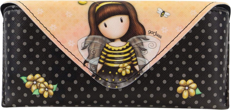 Santoro Gorjuss Glasses Case Bee Loved Just Bee-Cause 344GJ29