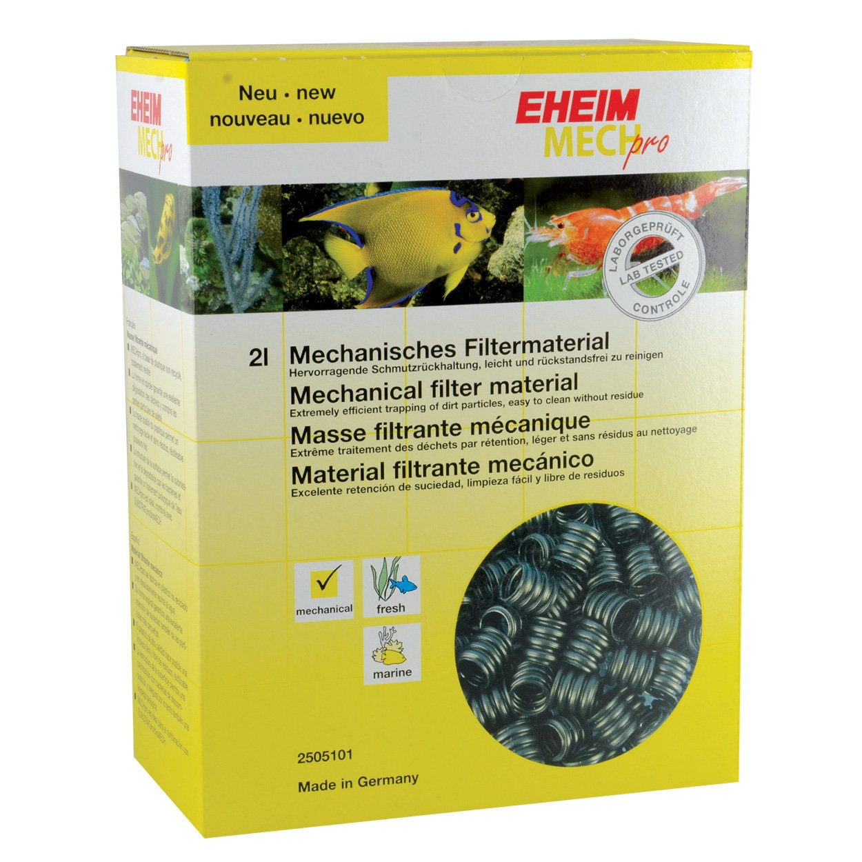 Eheim 6681 Mechpro, 2 L