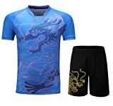 Lcoco&Dream Men's Volleyball Jerseys Badminton