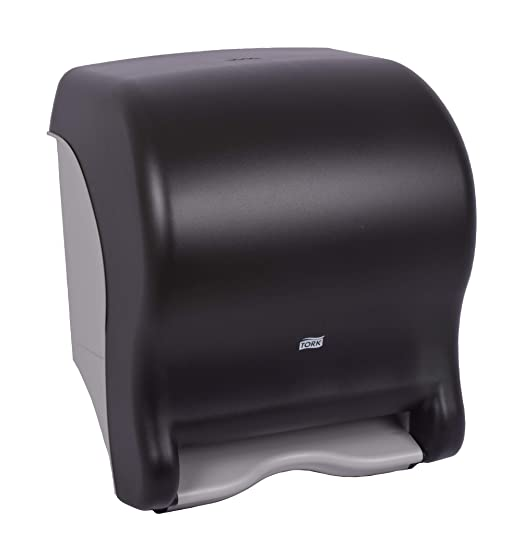 Tork 86ECO Hand Towel Roll Dispenser, Electronic, Touch-Free, 14.39