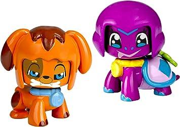 Pinypon - Pack 2 Mascotas Perro y Tortuga (Famosa 700012732A ...