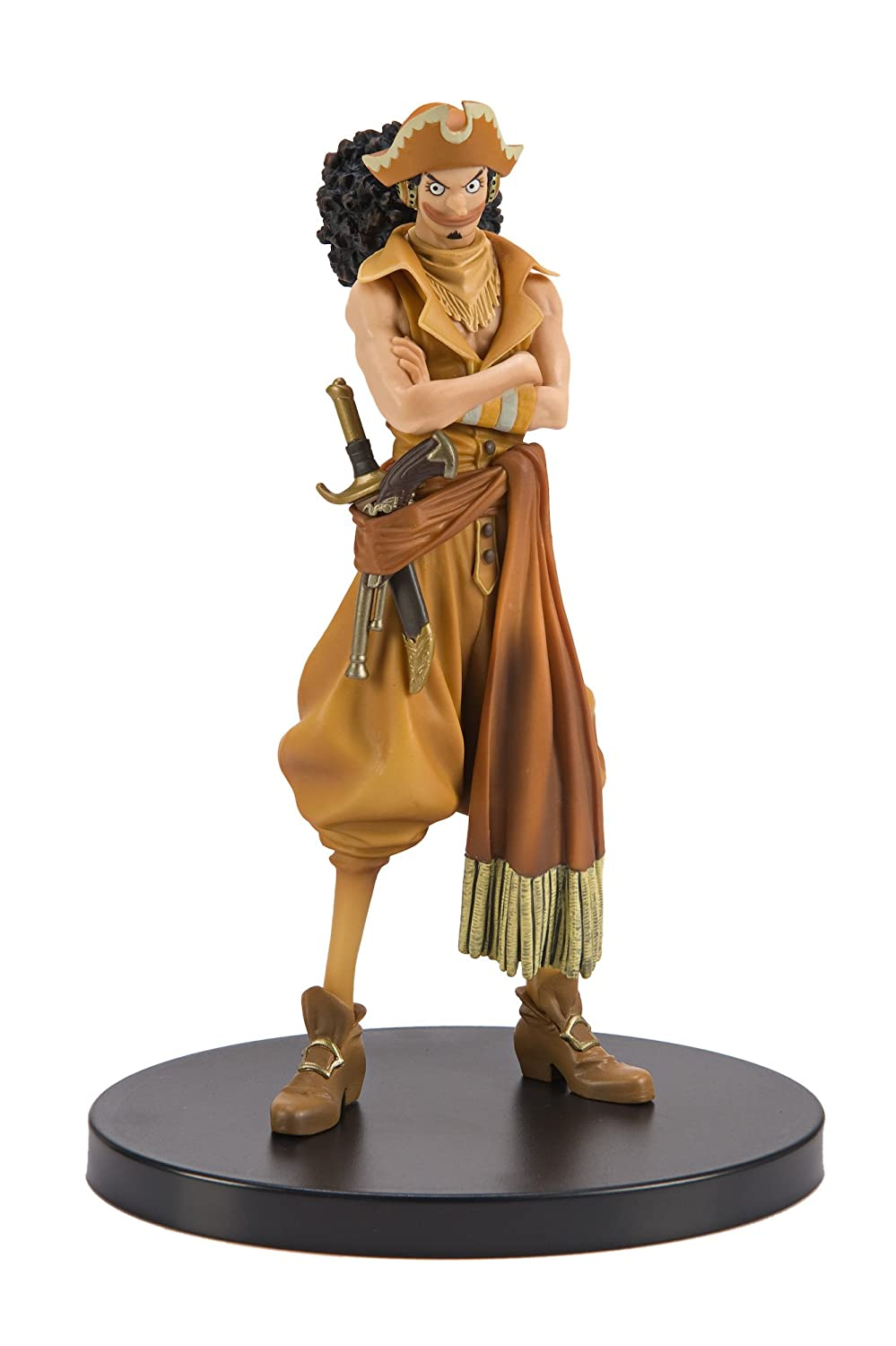 Banpresto One Piece 6.7-Inch 15th Anniversary Edition Usopp DXF Sculpture The Grandline Men Volume 2