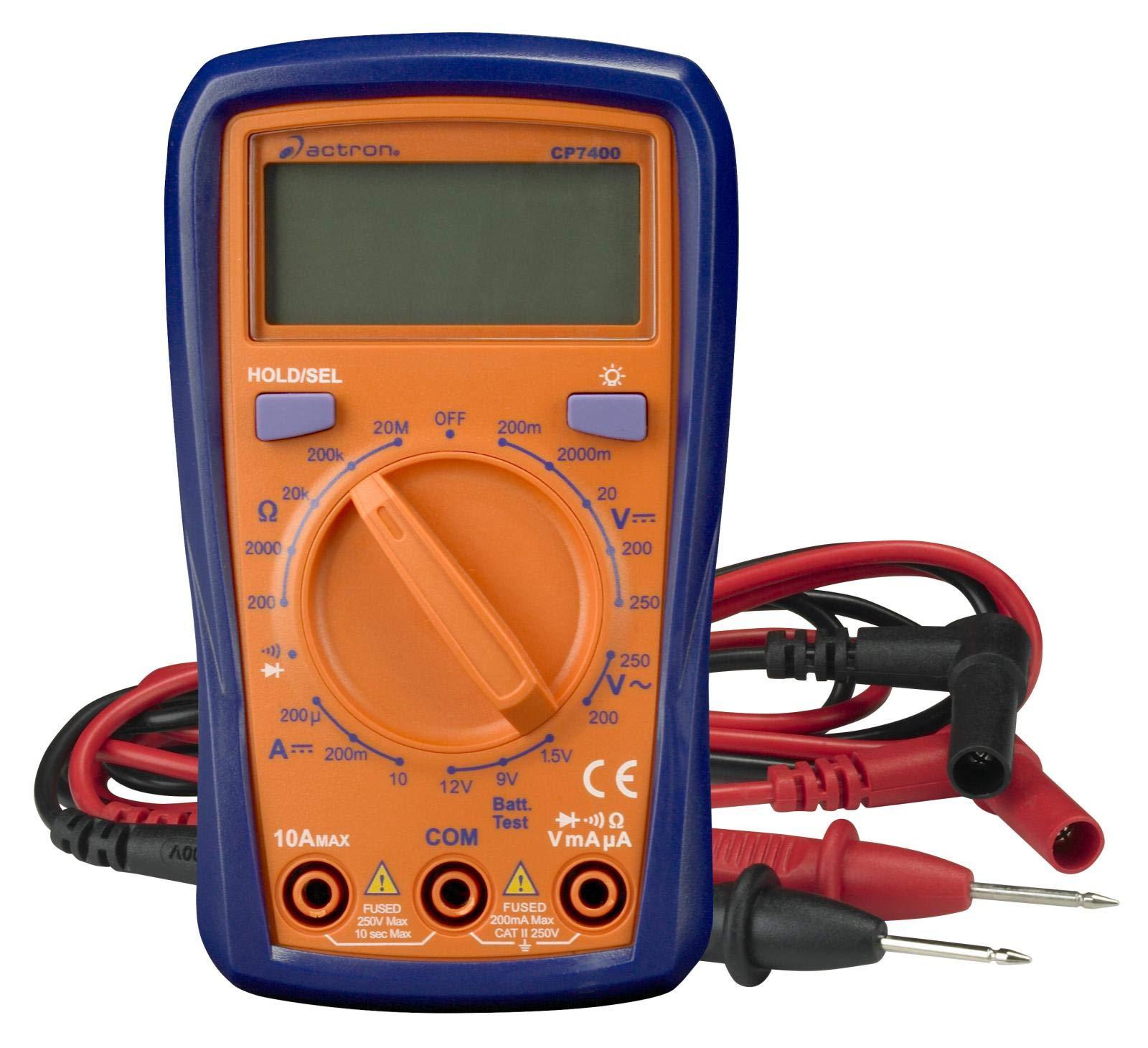 Actron CP7400 Digital Multimeter