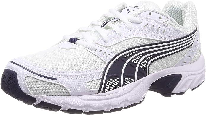Puma Axis Sneakers Damen Herren Unisex Erwachsene Weiß