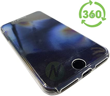 cover fronte retro iphone 8