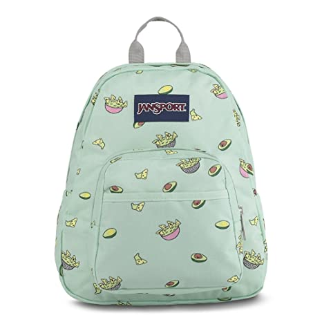 9fbbc1bd356 JanSport Half Pint Mini Backpack - Avocado Party