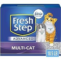 Fresh Step Advanced Clumping Cat Litter
