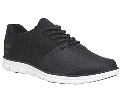 New Timberland Bradstreet F/L Oxford Black Trainers for Men Online Sale