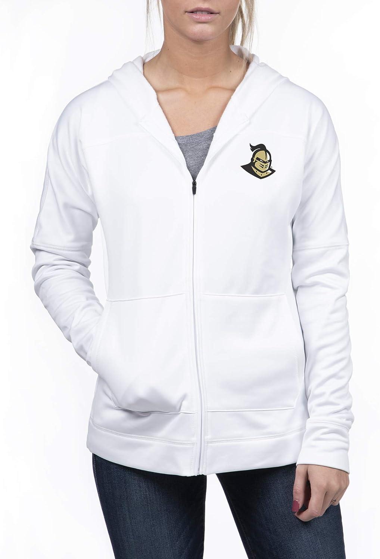 gift Top of the World NCAA Womens Zip White VIP Full Hoodie Popular brand in the world