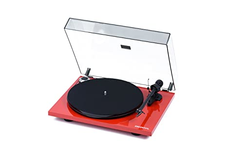 Review Pro-Ject Essential III Belt-drive