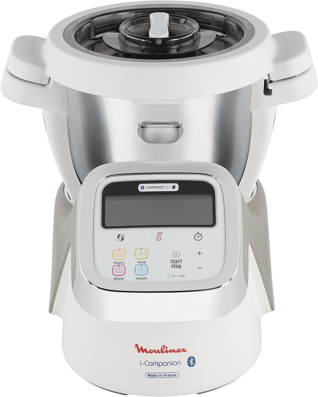 Moulinex I-Companion Robot de cocina con capacidad para 6 personas ...