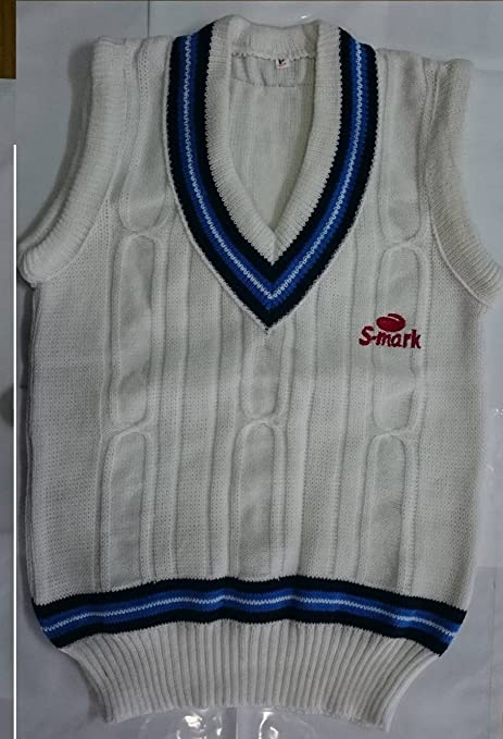 753db9eb9949c9 Buy S-Mark Sleeveless Cricket Sweater Online at Low Prices in India ...