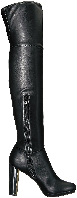 Calvin Klein Women's Pammie Over The Knee Boot B073HQPCTD 8 B(M) US|Black