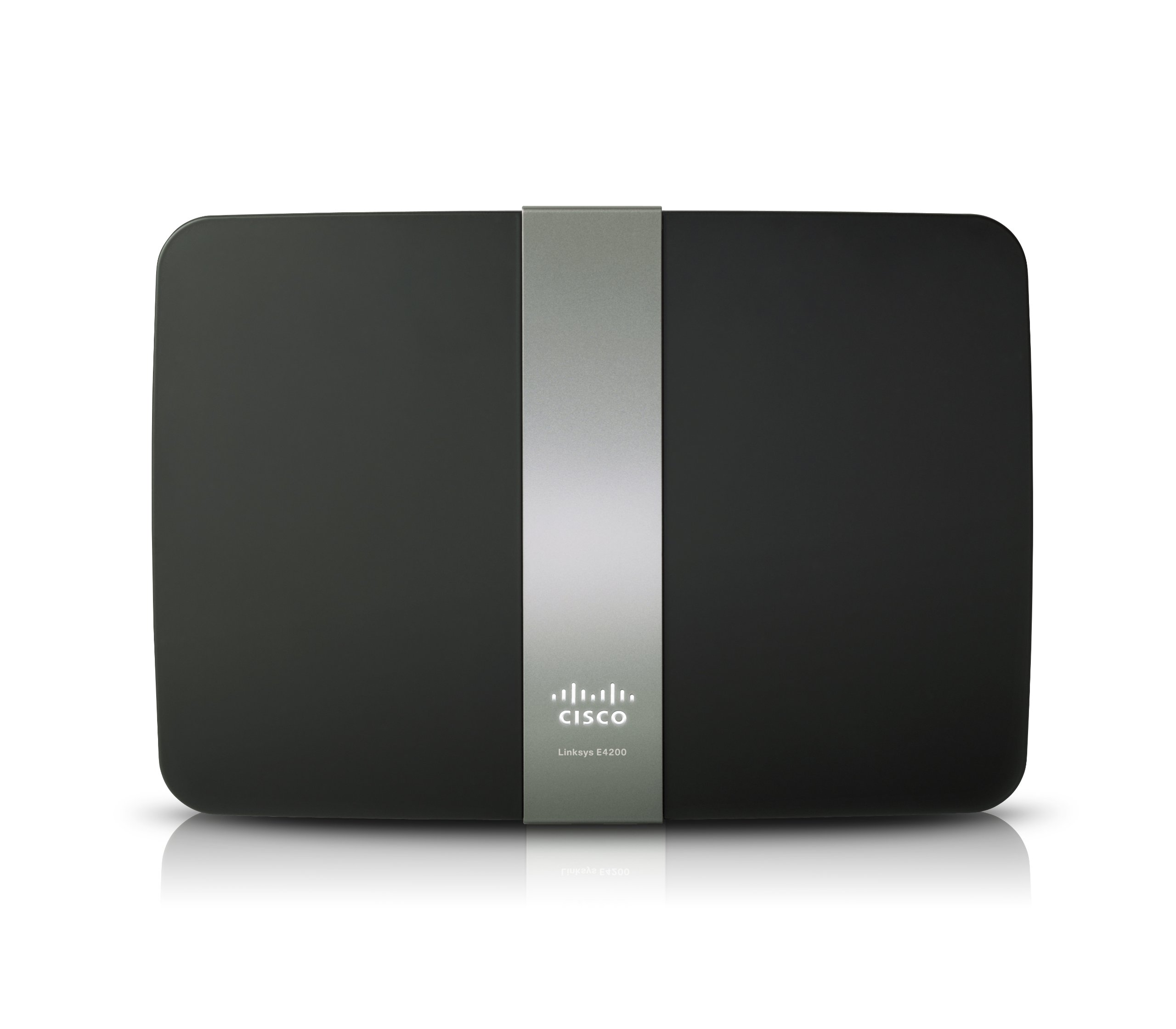 Cisco-Linksys E4200 Dual-Band Wireless-N Router by Cisco