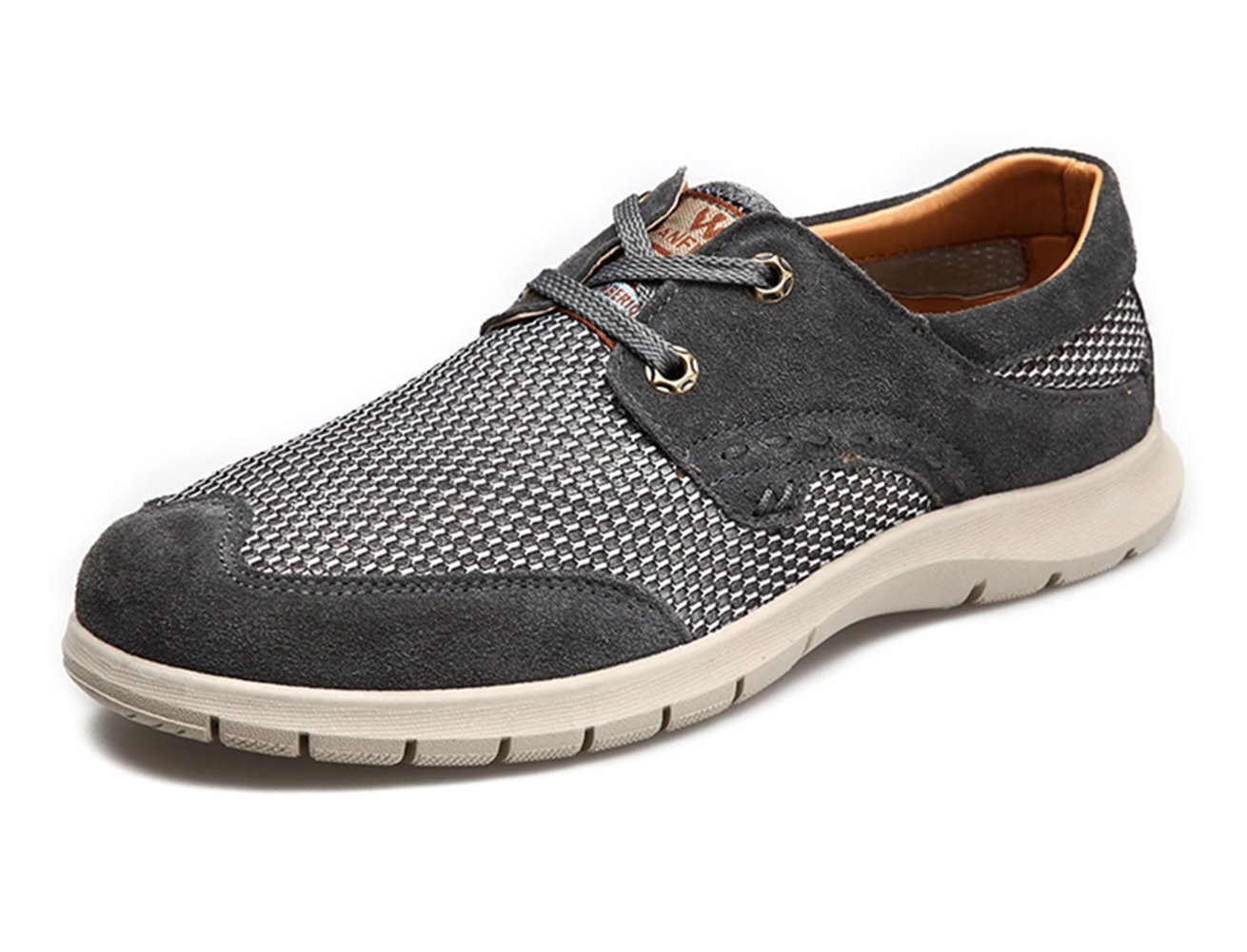 Men Shoes - Sport Walking Casual Most Comfortable Fashion For Your Outdoor Active - Mesh, Breathable