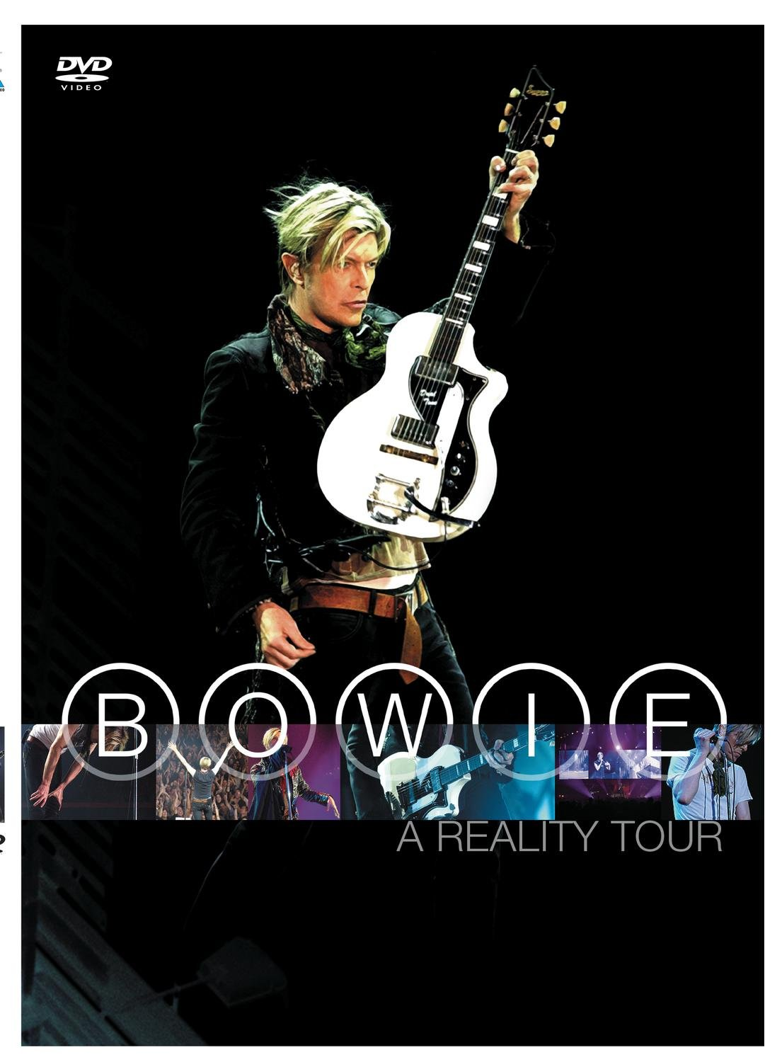 DVD : David Bowie - David Bowie: A Reality Tour (Digipack Packaging)