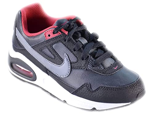 Air Max Skyline PS Nere Rosse Pelle Lacci 412366: Amazon.it