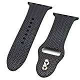 Eletespt 40mm 38mm Sport Straps for iWatch Series