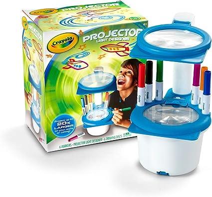 Amazon.com: Crayola Proyector Luz Diseñador: Toys & Games