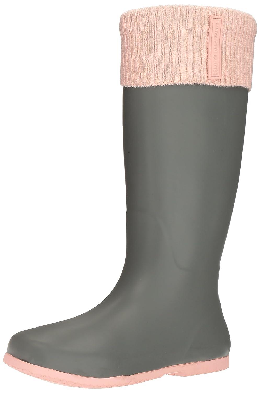 Butterfly Twists Women's Windsor Rain Shoe B01MD18QTM UK 6 - EU 39 - USA 8|Grey